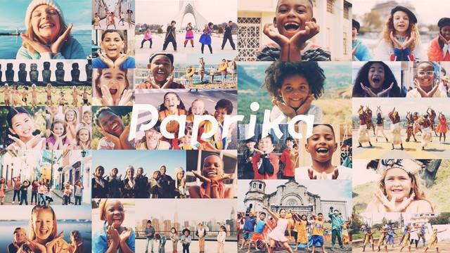 Foorin Team E、パプリカダンスで世界がつながる「Paprika」World Video公開(動画あり) #米津玄師 #Foorin #パプリカ #Paprika #teamE