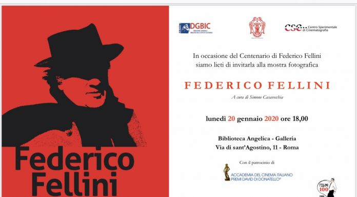 #FedericoFellini