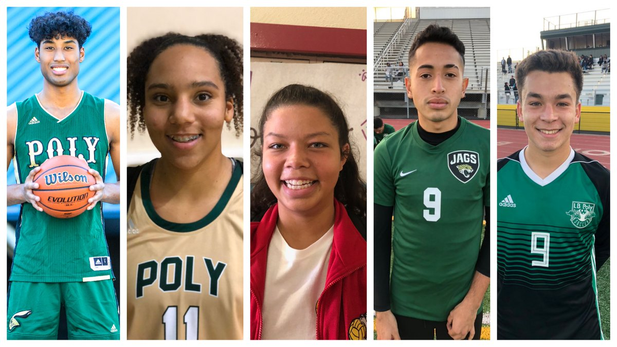 Congratulations to our Athletes of the Week and thanks to @RibCo_Naples for their sponsorship!