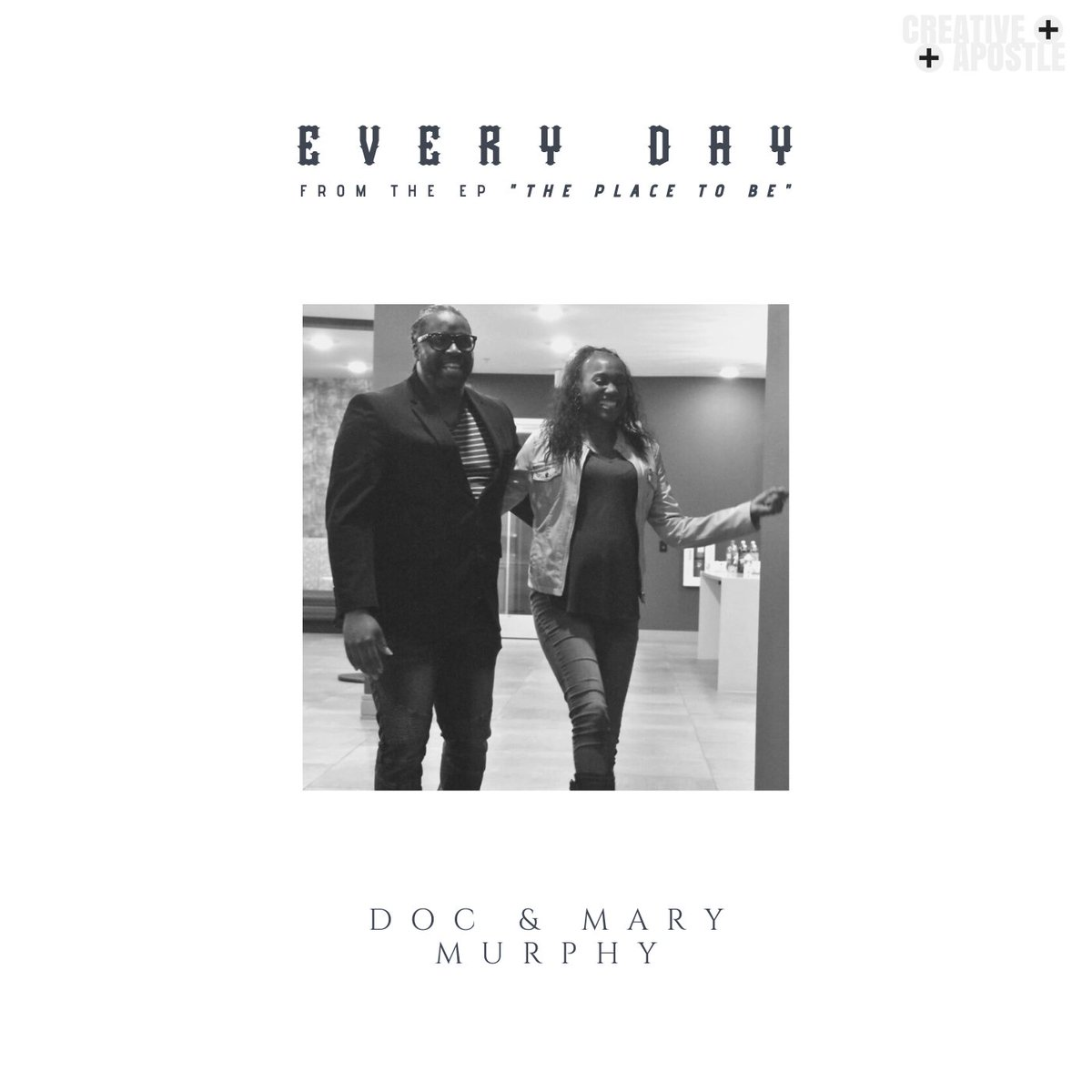 """Pastor Doc and Mary's new single """"Every Day"""" releases this week! #Christianmusic #praiseandworship #praiseHimeverydaypic.twitter.com/Ydosef3xrD"""