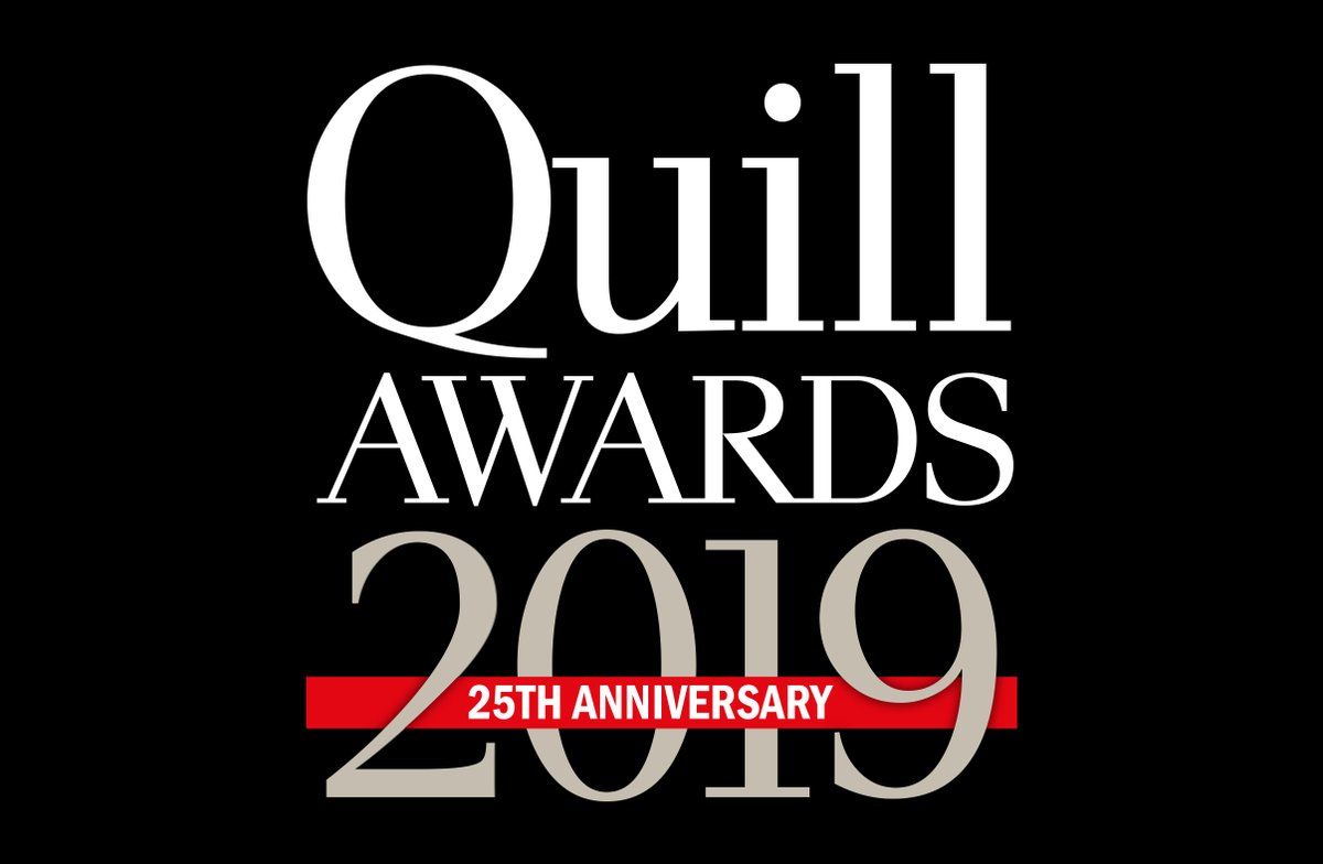 Get your entry into the 2019 Quills before 31 January!   32 categories celebrating the best in Victorian journalism, plus our national awards. Prizes totalling over $50,000 in value.   For entries and details, visit: https://www.melbournepressclub.com/award/the-quill-awards-for-journalistic-excellence …pic.twitter.com/57ZtnfVvVH