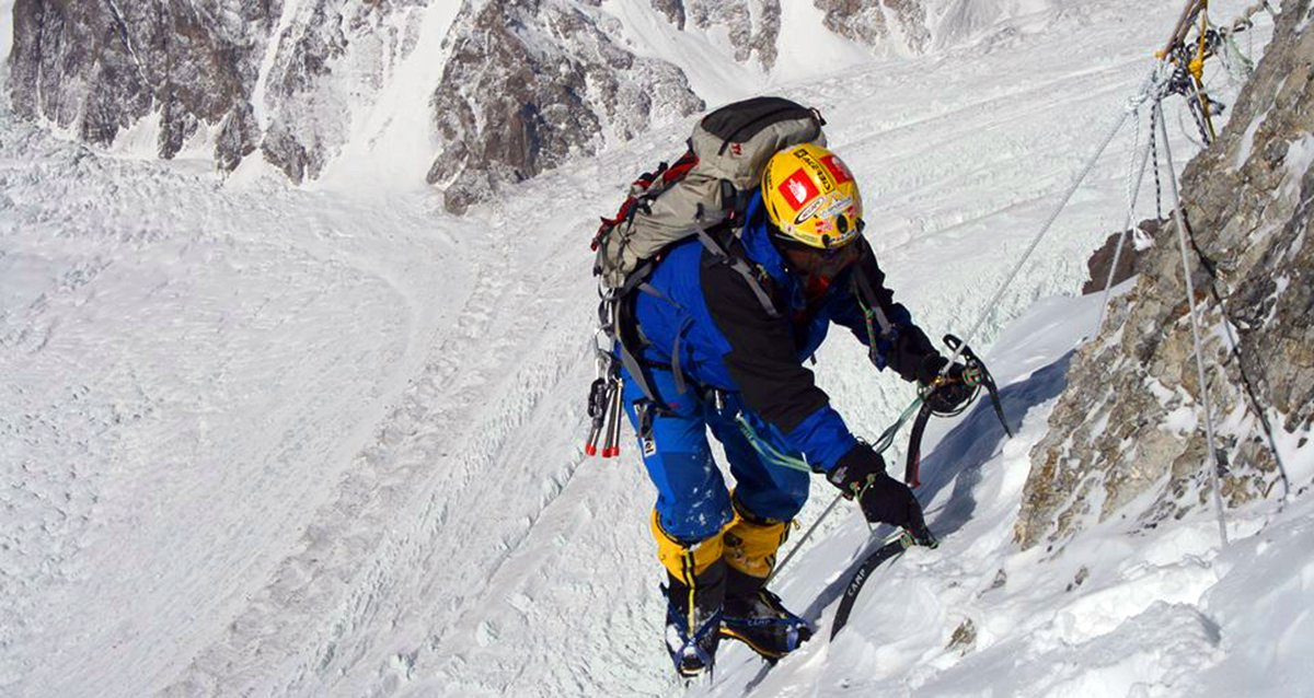 What's the fastest way to prepare for climbing Everest, K2, and 8000 metre peaks? http://www.EverestTrainingClimb.com and More @ http://www.SummitClimbNewsletter.com .