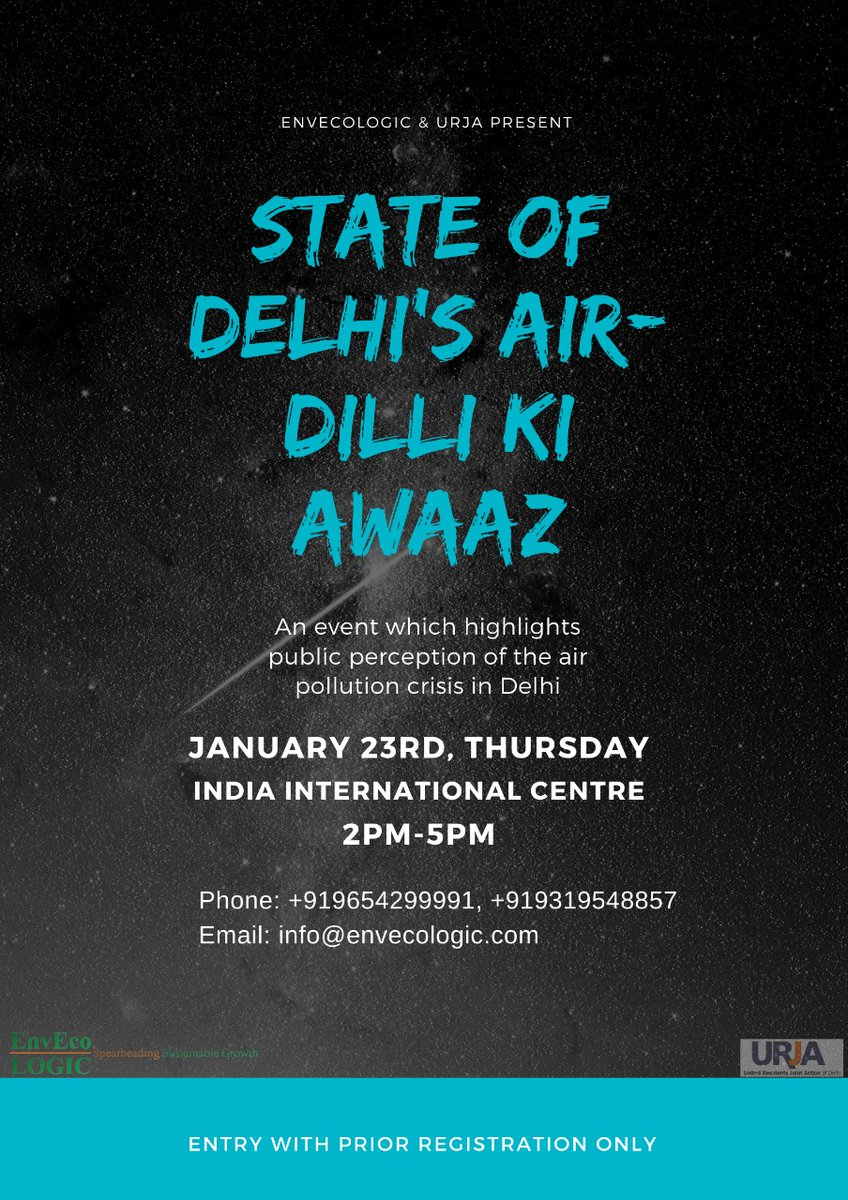 Join the discussion where the limelight shifts to the stakeholder affected most by air pollution - the people  #stateofdelhiair #merapollutionkasolution #DelhiAgainstPollution #delhiairpollution