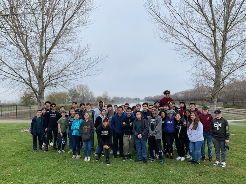 Our Youth Action Corp walked the walk of Dr. King today. They served their community. These kids used their day off school to honor Martin Luther King's dream by helping with a park beautification project. Proud of our YAC.   #Community #MLK #Serve #D1YAC #Dream https://t.co/MjWQmPrVrb