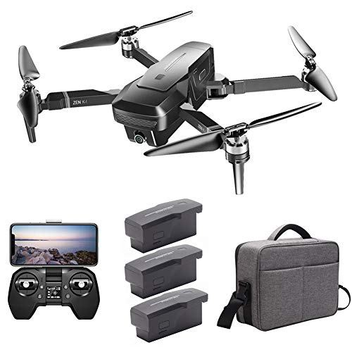 Lorchwise Drone,GPS Foldable Drone with Camera,Quadcopter with Brushless Motor 28Min Flight 5G WiFi HD FPV Dual Camera 50X Zoom Gesture APP Control for Visuo ZenK1 http://droneonthespace.com/index.php/2020/01/21/lorchwise-dronegps-foldable-drone-with-cameraquadcopter-with-brushless-motor-28min-flight-5g-wifi-hd-fpv-dual-camera-50x-zoom-gesture-app-control-for-visuo-zen-k1/…pic.twitter.com/8tPHMHOtlf