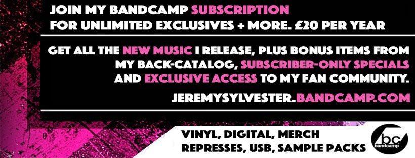 Check out my music  on Bandcamp! http://bandcamp.com/jeremysylvester #housemusic #ukg #ukgarage #garagehouse #deephouse #soulfulhouse #vinyl #repress #sampackspic.twitter.com/3wa7cLaM4I