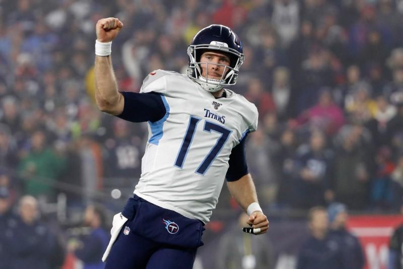 Titans quarterback Tannehill named a Pro Bowl replacement https://reut.rs/2ujMqjI
