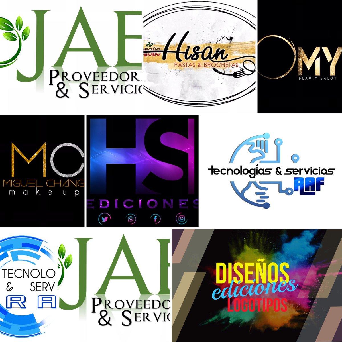 Estos son algunos logos que he realizado para empresas y negocios   #diseño #desing #photography #PhotoShoot #imagen #Publicidad #logos #like #like4like #LikeForLikes #SiguemeYTeSigoCumplopic.twitter.com/VCXBkTtGtM