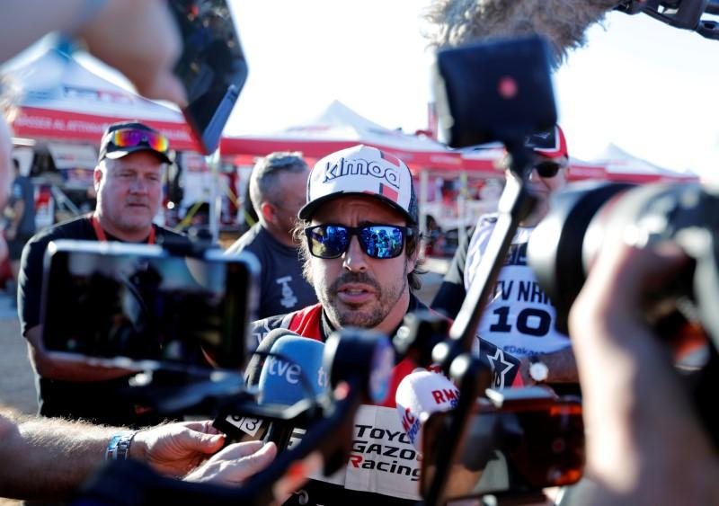 Alonso a free agent for Indy after McLaren contract ends https://reut.rs/2RFas0C