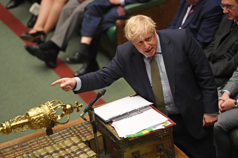 UK PM Johnson defeated on Brexit legislation for first time since election https://reut.rs/2ugqHcA