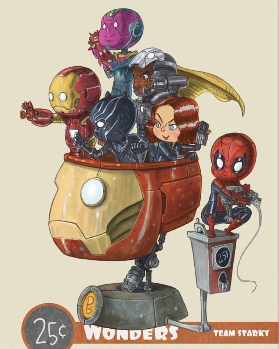 Art by patrick ballesteros . . #marvel #marvelcomics #comics #blackpanther #comicbooks #avengers #captainamerica #ironman #thor #hulk #spiderman #guardiansofthegalaxy #drstrange #thanos #mcu #captainmarvel #avengersendgame #ftonerdtalkpic.twitter.com/xSmQnK8iUB