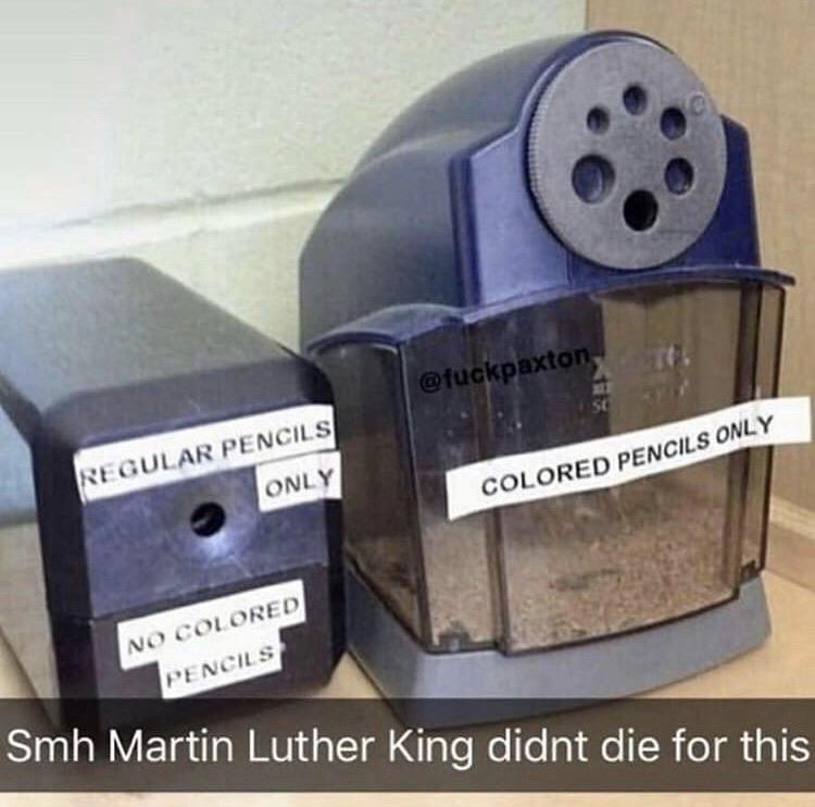 Spooky Memes On Twitter In Honor Of Martin Luther King Jr Day