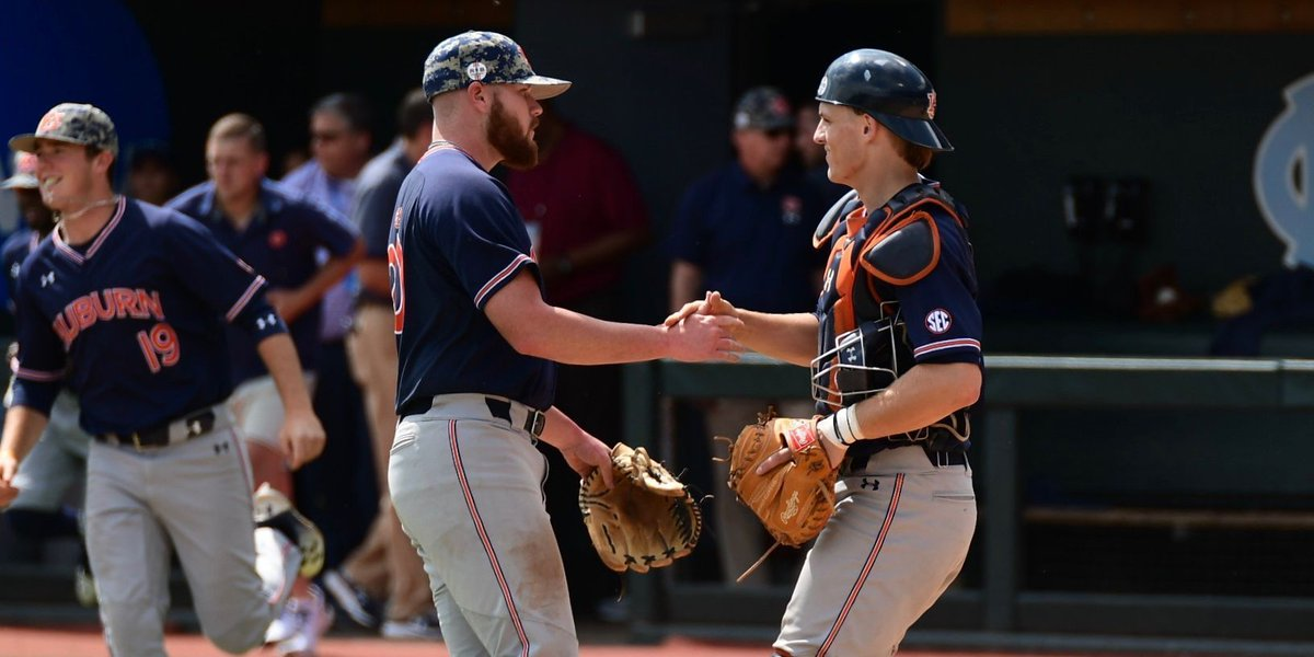 TOP 25 BREAKDOWN: No. 8 @AuburnBaseball   #Auburn took a step forward in 2019 with a trip to the @NCAACWS. Now, #AU looks to return to Omaha with a national title in its sights.   Here's how Auburn grades out:  >>