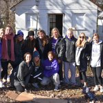 [CARING PEOPLE] Today, HPU students participated in 46 community projects totaling more than 1,500 hours of service in honor of #MLKDay! What was your favorite service activity⁉️ Comment below ⬇️ #HPU365 #HPUCares #OurCityOurUniversity