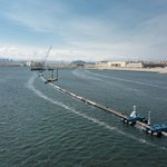 Image for the Tweet beginning: The Ocean Cleanup: lista la