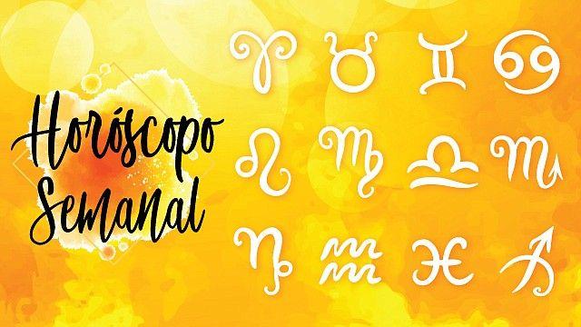 #HoroscopoETL ★ Horóscopo Semanal de #ElTiempoLatino-  Por @SoyMayaLuna ➤ http://bit.ly/36hOaYopic.twitter.com/q3GZ7JwPI1