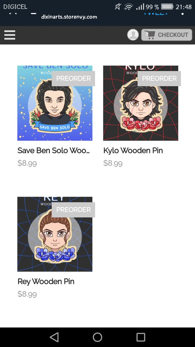 I have a pre order open for this lovely wooden pins I design https://dixinarts.storenvy.com/pic.twitter.com/t3oXDJ04M1
