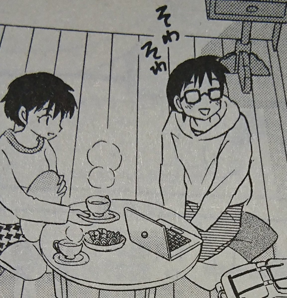 """しーとー on Twitter: """"白羽くん好きだわー 願わくば 物識り便利キャラ ..."""