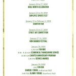 Image for the Tweet beginning: Look: BSU 34th Charter Day