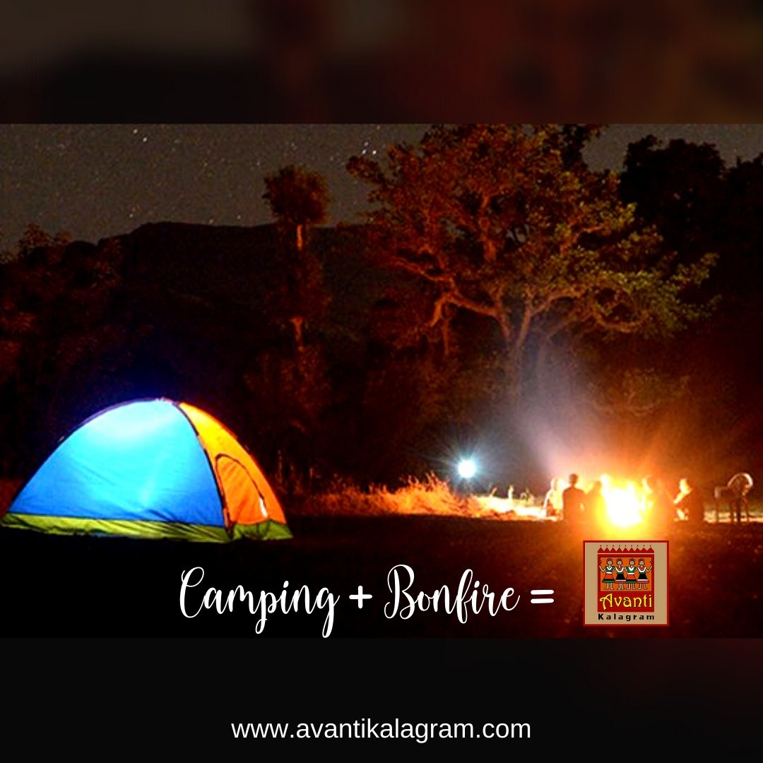 It is completely not normal if you don't feel this picture, Foggy winter, warm bonfire, dark sky with full of stars and tent stay, isn't it perfect? https://t.co/4ISbI1qqcq . . #avantikalagram #mulshi #pune #containerhotel #familytime #bonfirenight #bonfire #fire #winter #camping https://t.co/iYvHbFu7fI