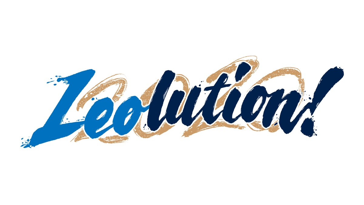 2020シーズンのチームスローガンが『Leolution!(レオリューション)』に決定!ライオンズ命名70周年を迎え、様々な分野で特別な意味を持つ『2020年』は、ライオンズにとって新たな時代を築く『元年』との想いを込めています!… https://t.co/d1CAMt3kny