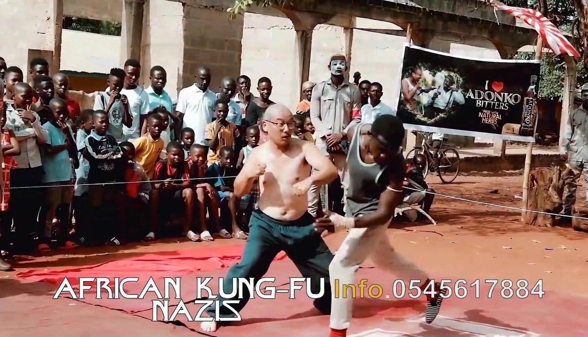 アフリカン カンフー ナチス