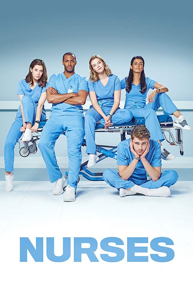 Turn on your T.V right now and catch my sister @SkovbyeTiera in Nurses on @GlobalTV !!!