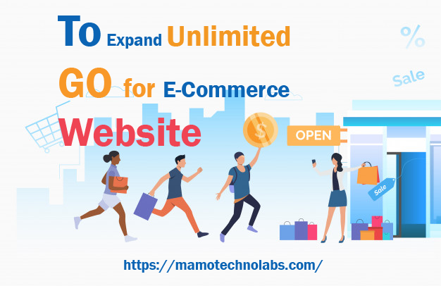 To Expand Unlimited GO for E-Commerce Website  https://mamotechnolabs.com/  #iotdevelopment #websitedevelopment #technology #php #iot #security #tech  #ai  #ui   #ux  #logodesign  #design #development #Websitepic.twitter.com/7LWtOTvniK