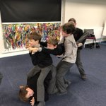 As part of this term's #drama focus on Hilaire Belloc's narrative poem 'Matilda, who Told Lies & was Burned to Death' Yr 5 enjoyed creating the shapes of fire engines as a drama task! Hoses, sirens & lights were all featured with some original use of arms & legs! #NewBeaconLife