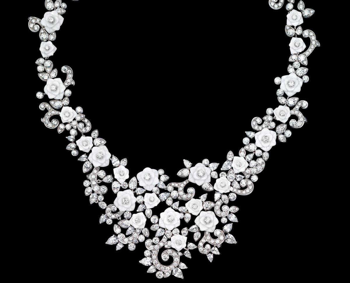 время картинки на фон ожерелья бриллианты картинку можно