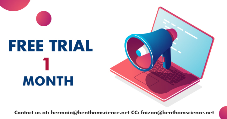 Bentham Science Free Trial in Tripura University (Central University)| Free Trial ends on February 15th, 2020 For details, Visit: http://bit.ly/3atICgz #BenthamScience #FreeTrial #TripuraUniversity #FreeContent @BenthamSciencePpic.twitter.com/lEV3NGwivL