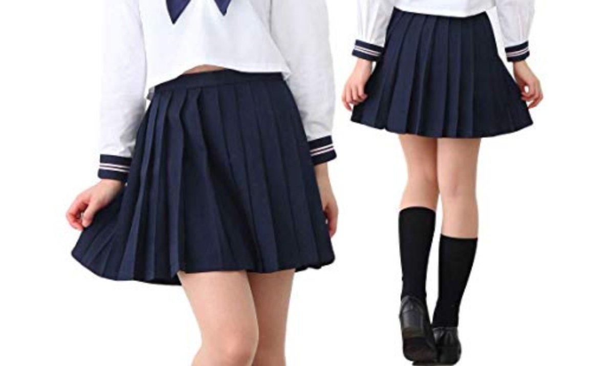 全国の会社や学校で女性用制服のスカートを廃止しようとする動きが加速しているようです理由は男女平等、盗撮、痴漢等の防止のためだそうです