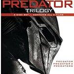 Image for the Tweet beginning: Predator trilogy blu ray -