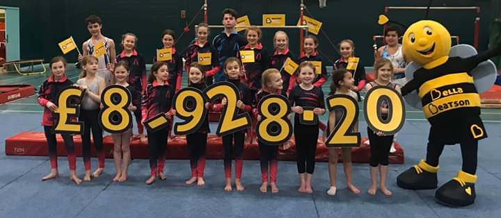 Huge congratulations to #AllanderGymnasticsClub & all who supported them to raise £8,928.20 for @Beatson_Charity at the first ever Rankin Memorial Floor & Vault Competition in honour of Chris Rankin who passed away last June.   See more 👉