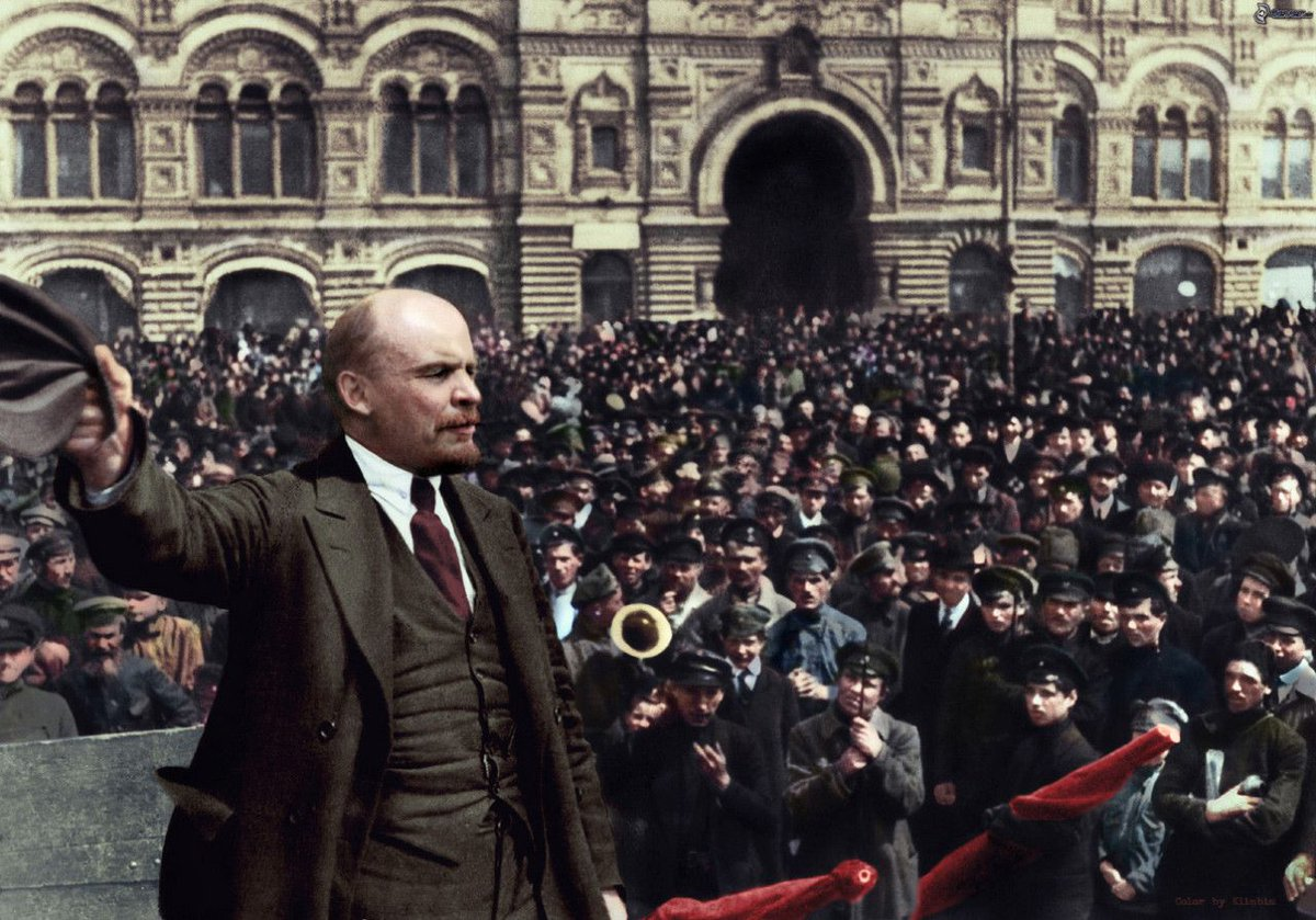 On this day, 96 years ago, Russian revolutionary Vladimir Ilyich Lenin passed away. As a leader of the 1917 Russian Revolution, he helped change the course of history and inspired masses of workers, peasants and the oppressed everywhere to believe that another world is possible.
