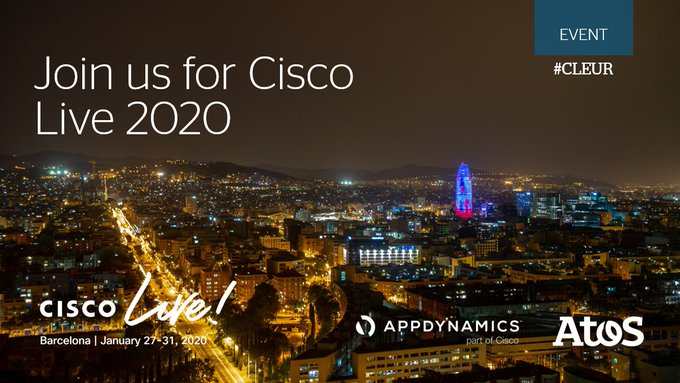 [#CLEUR] Visit our stand #58 in Barcelona this January as part of #CLEUR. Atos...
