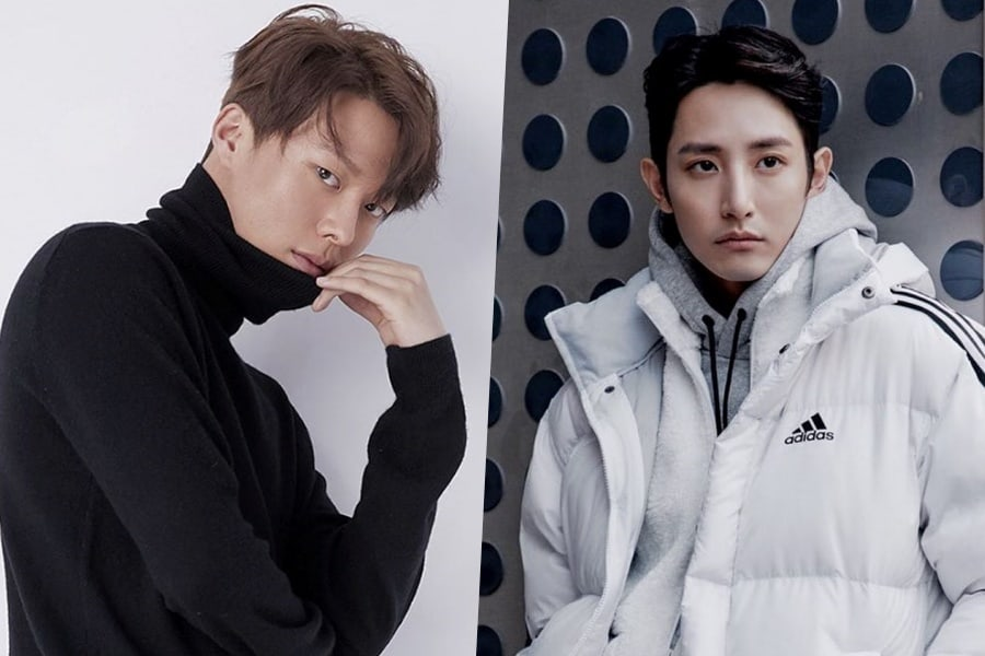 #JangKiYong And #LeeSooHyuk Reviewing Offers For Male Lead Roles In New Mystery Romance Drama  https://www. soompi.com/article/137841 2wpp/jang-ki-yong-and-lee-soo-hyuk-reviewing-offers-for-male-lead-roles-in-new-mystery-romance-drama  … <br>http://pic.twitter.com/V26dBzQnkQ