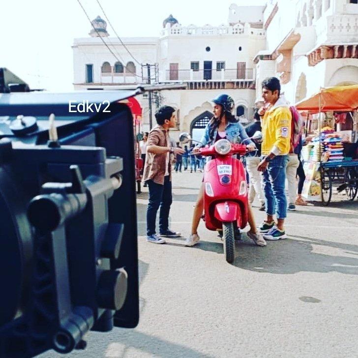 BTS #ekdujekevaaste2 .#shravan #suman #shraman2 #mohitkumar #kanikkakapur #jaythakkar #edkv #edkv2 #ekdujekevaaste #bhopal #shoot #bts  @dilipjha23 @Udaymaxout @kanikkakapur @JayThakkar1999 @SonyTV