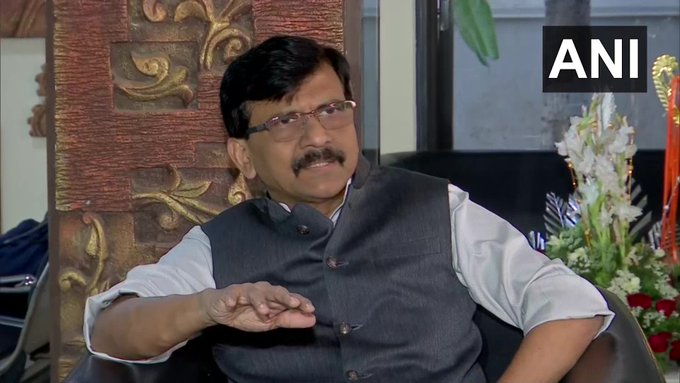ANI quotes Sanjay Raut, Shiv Sena: When an alliance govt is formed, co-ordination committee eases working of govt. Our 3 parties have different ideologies but govt runs on Common Minimum Programme (CMP). Committee will look into CMP & also controversial issues.