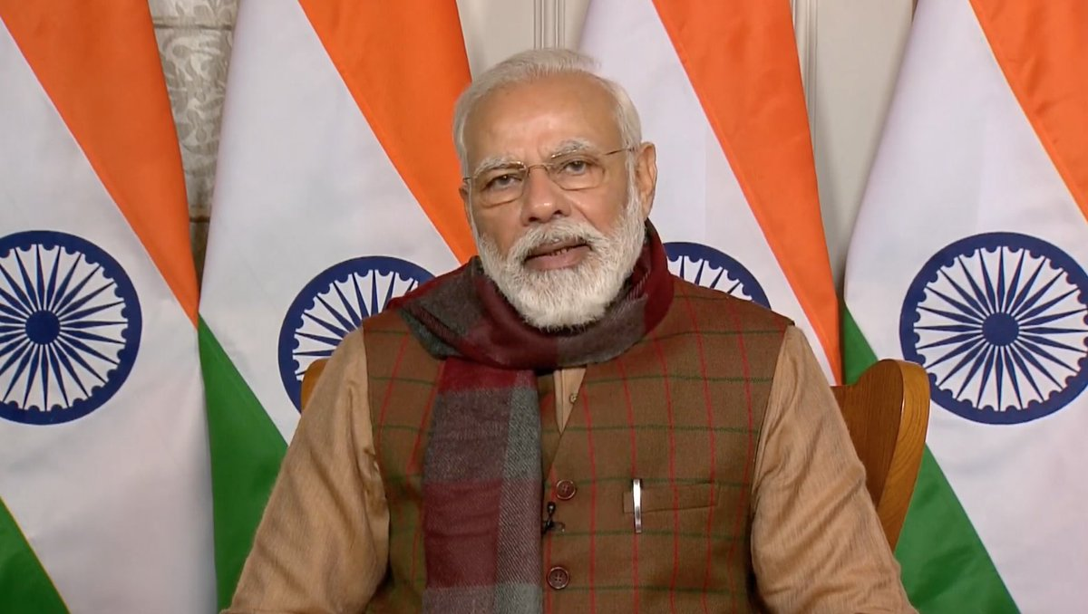In the first phase of developing ICP, we had decided to make it in Birgunj and Vikas Nagar. Birgunj was inaugurated in 2018, while the inauguration of it in Vikas Nagar is a major moment: PM Shri @narendramodi