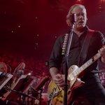 Image for the Tweet beginning: Metallica's James Hetfield Announces First