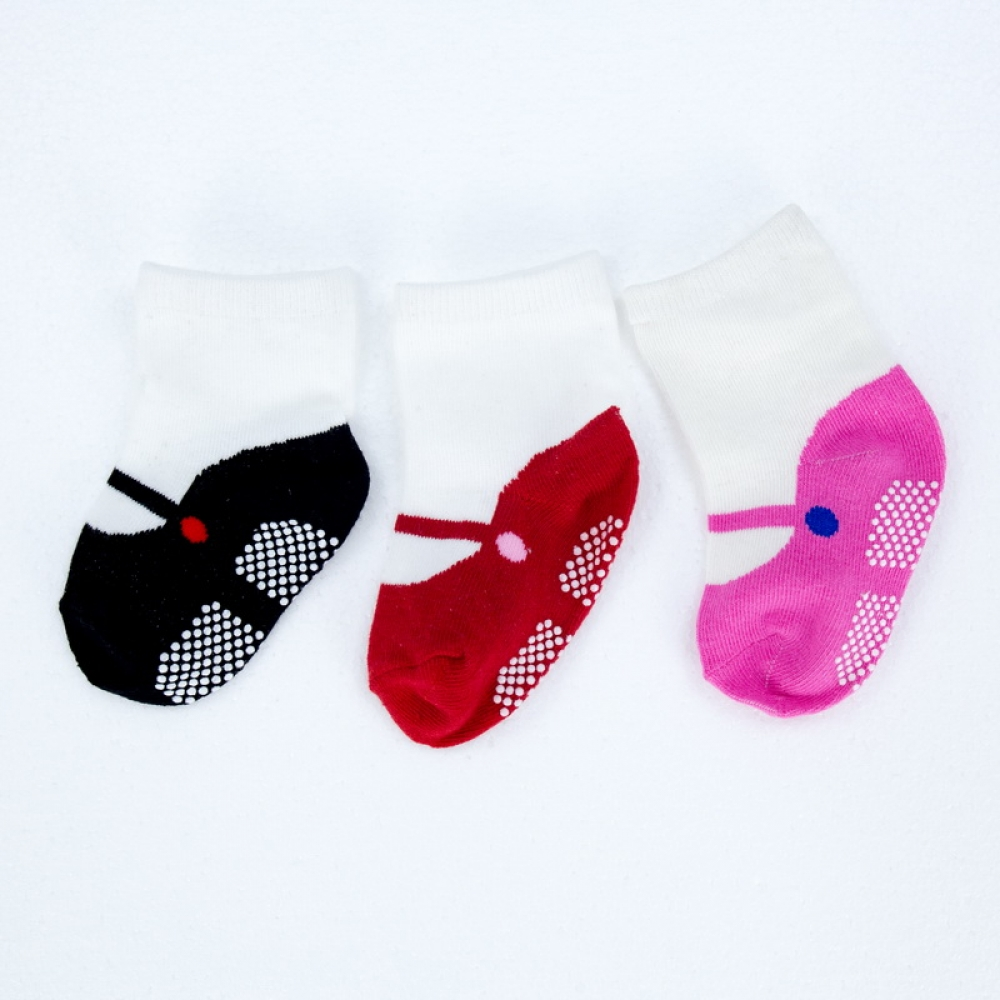 #love #outfit Baby's Anti-Slip Socks Set
