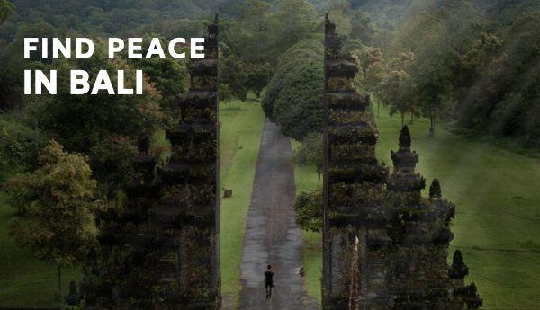 A walk into paradise #Bali.♥️♥️♥️♥️ #Travxplorer #traveling #travel