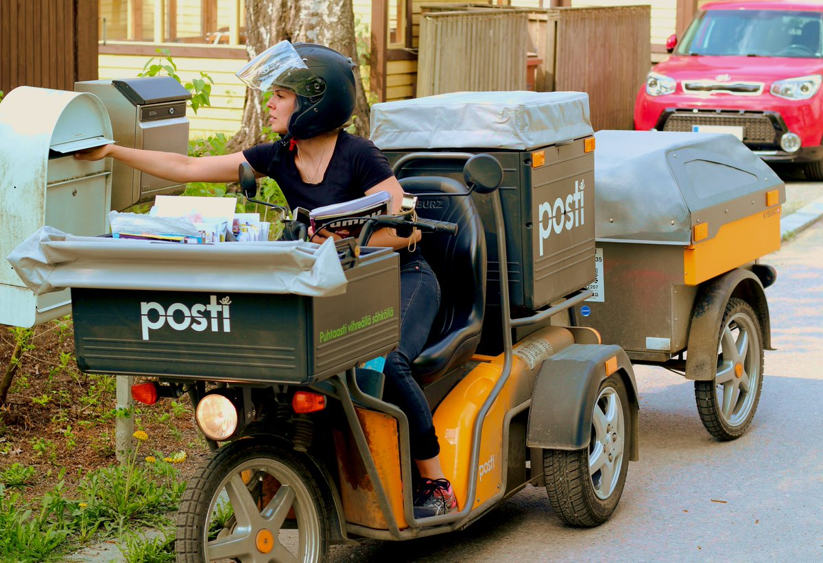 Electric Delivery VehicleThe Advantages And Disadvantages Of An Electric Delivery Vehicle #ElectricDeliveryVehicle #DeliveryVehicle #CargoEBikes #ElectricCargoBike   https://bit.ly/38oR5zDpic.twitter.com/lnPv691uRb
