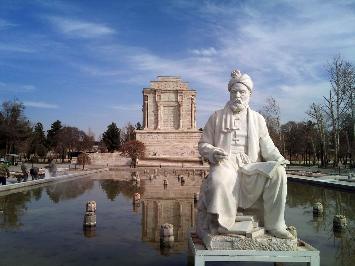 #January  21st is the #Birthday  of Hakim Abul-Qâsem Ferdowsi Tusi, one of the supreme #poets  of #Iran, his epic book Shahnameh (#book  of kings )is considered as one of the world's #top  3 works by #UNESCO . Learn more about Iran    #Travel #History