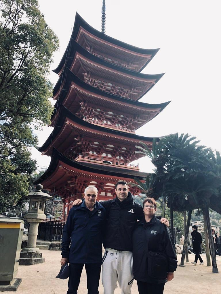 What a great week I had with my mum and dad, their first trip to Japan and it was certainly one to remember