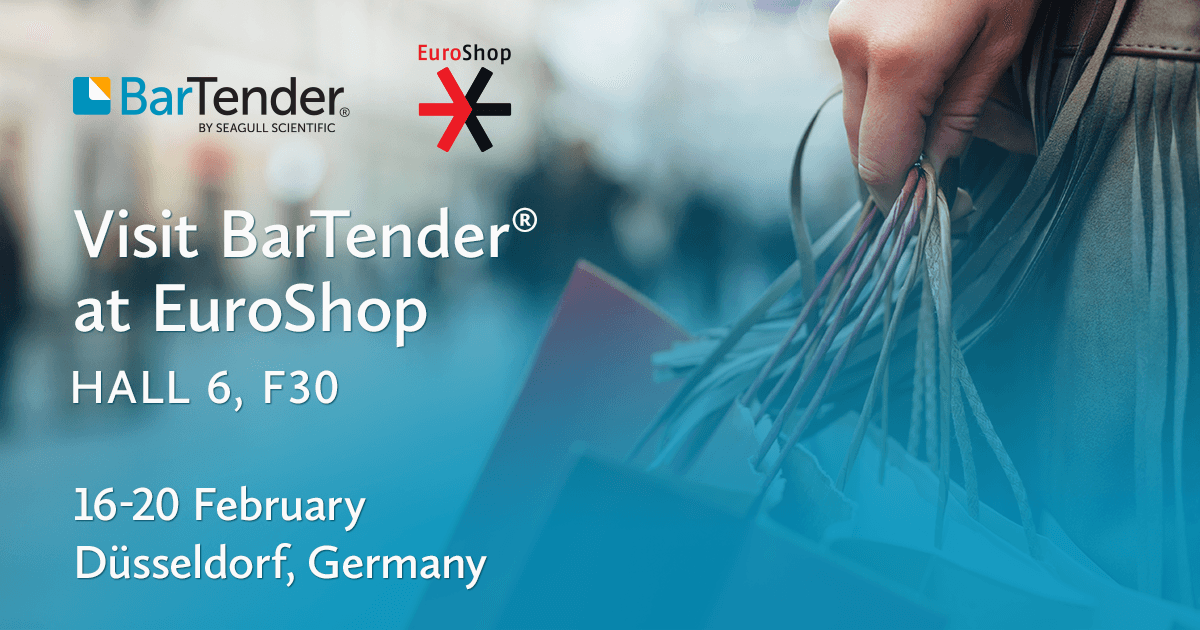 We'll be at @EuroShop — the world's number one retail trade show — from February 16-20 in Düsseldorf, Germany! Stop by Hall 6, stand F30 to learn about #BarTendersoftware in #retail. http://ow.ly/r5ms50y0dd5pic.twitter.com/Scf9m6I8Qv