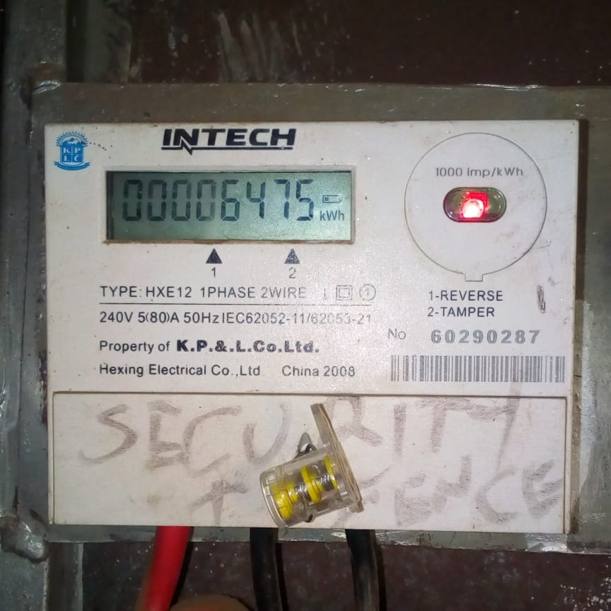 @KenyaPower_Care Morning.  What's the account number for this kindly? pic.twitter.com/99ABBogIKQ