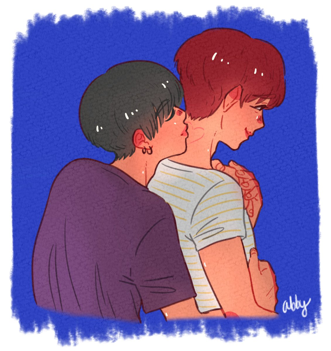 a quick one of them before i sleep  #hopekook #btsfanart <br>http://pic.twitter.com/YUlY75ykqt