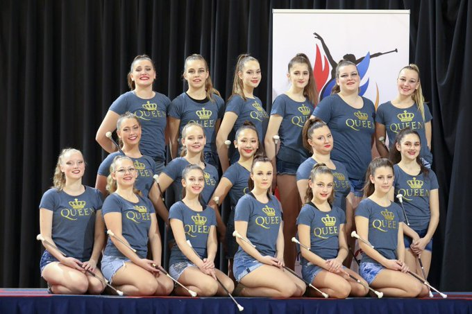 The Maranto 's Nederlands Kampioen twirl 2019 https://t.co/dJe4wHpGyn https://t.co/LuLn6VpiiZ